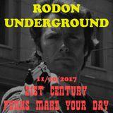 Rodon Underground vol.5: 21st century Punks Make Your Day - 11/10/2017