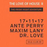 LOVE OF HOUSE 2 - Live @ Silq Düsseldorf