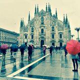 RAINY DAY IN MILANO...