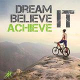 Dream, believe, achieve it - Fartlek class