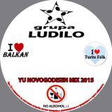 Grupa Ludilo - Yu Novogodisen Mix (12-12-2015)