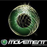 Michael Mayer - live at Movement, Detroit - 2010