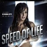 Dj Global Byte - Speed Of Life Radio Show The Best Of 2013