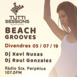 Tutti Sessions Summer Edition -  Beach Grooves -   5 July 2019