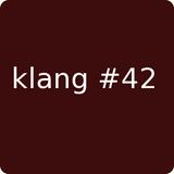 klang#42