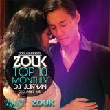 December 2014, Brazilian Zouk Top 10, Dj Junyan