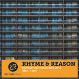 Rhyme & Reason 26th December 2016