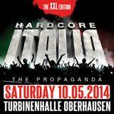 The Striker @ Hardcore Italia XXL Edtion