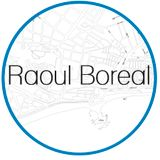Open Desk Raoul Boreal