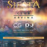 DJ SILVA SIESTA @ CLUB ARVINA HALE EVERY LAST FRIDAY OF THE MONTH PROMO MIX