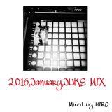 2016 January  juke mix