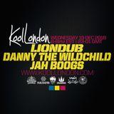 LIONDUB X DANNY THE WILDCHILD X JAH BOOGS - 12.19.18 - KOOLLONDON [JUNGLE DRUM & BASS]