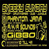 Gibbo 08/10/17 Sneeky Sunday