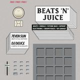 D£UC£ : Beats'N'Juice 23/02/2017