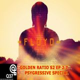 GOLDEN RATIO Ep. 2.7 (Chillgressive Special) for Radio Q37 (season 2).