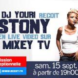 Stony - Live sur Mixey TV (2012)