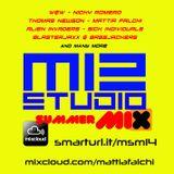 Mattia Falchi M12 STUDIO SUMMER MIX 2018-08-14