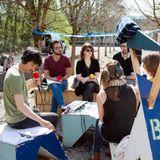 Culture sur les campus, quelle vie artistique à la fac ?  - UniversCité (30.03.17)