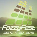 FozzyFest 2015 - Strange Manner LIVE at the Beach Stage