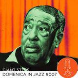 Giant Steps: Domenica in jazz #007