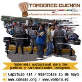 Tambores suena Cap14: Soberanía audiovisual para los pueblos y nacionalidades indígenas