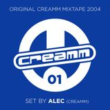 CR01 Original Mixtape at Creamm 2004 by Alec