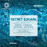 Dj set for Secret Square at Hyat Centric, Bangalore [20.04.2019]