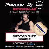 Mistanoize & Woodle - Bassworx Takeover - Pioneer DJ Lab