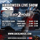 Rawleen Live @ Back2Noize Radio - Halloween RAW Show (01.11.2018)