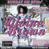 SPINr - Divine Brown Oct 30th, 2016