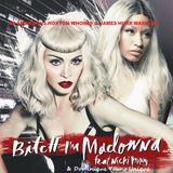 MADONNA feat. NICKY MINAGE & DOMINQUE YOUNG UNIQUE - BITCH I'M MADONNA [DJ AMANDA VS HOXTON WHORES &