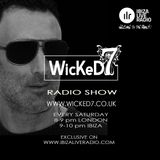 IVAN FLY - IBIZA LIVE RADIO - WICKED 7 RADIO SHOW 08 - 07 - 2017