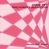 Dies ist Ricardo Santos AUGUST2012