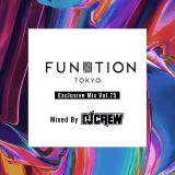 FUNKTION TOKYO Exclusive Mix Vol.75 Mixed By DJ CREW