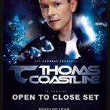 Thomas Coastline - Open To Close Set 2016.11.11, Prague
