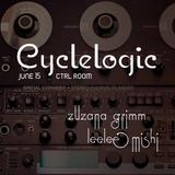 Zuzana Grimm vs LeeLee Mishi @ Cyclelogic CTRL ROOM Takeover