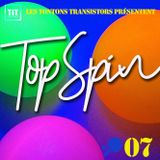 Topspin #07 - Spacy Musical Ping-Pong with Gelale