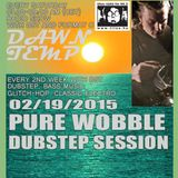 Pure Wobble Dubstep Selection by DST @ Radio Tilos, Dawn Tempo 12/09/2015