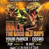 dj Youri Parker @ Club Balmoral - Back 2 the good old days 14-05-2016