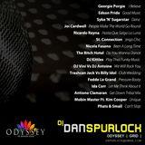 DJ Dan Spurlock ODYSSEY Party