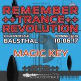 DJ Magic Key Live @ Remember Trance Revolution Part 1