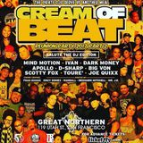 Cream Of Beat - Thanksgiving 2017