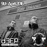 (04 09 2016) Undisputed Grooves w State Unknown & Damien Jay