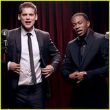 Tony of MKTO chats with Dexter