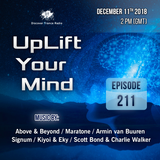 Free Will - UpLift Your Mind 211 (2018-12-11)