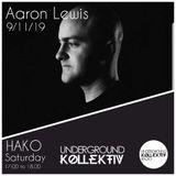 UndergroundkollektiV: Hako 9.11.19