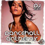 DJ OKI - DANCEHALL ANTHEMS VOLUME 1 - 2010 - DANCEHALL - RAGGAETON - MIXTAPE