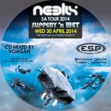 NEELIX SA  2014 Tour Promo Mix Mixed by VOAGAN