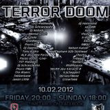 xavoRR @ Clash Of The Titans TERROR DOOM Radio Show