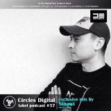 Circles Digital Label Podcast #57   Sinawi